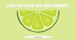Lime So Glad