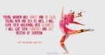 Happy International Dance Day! (4/29)