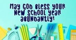 Back to School Blessings