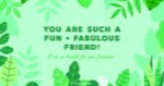 Fun + Fabulous