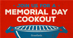 Memorial Day barbecue