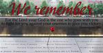 September 11, 2001: We Remember