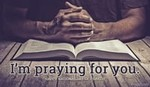 I'm Praying for You - National Day of Prayer