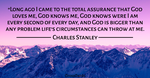 God Knows Me!