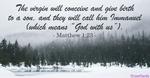 Matthew 1:23