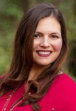 Jessica Brodie author photo headshot