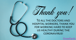 Thank You Doctors!