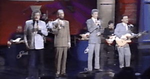 This Statler Brothers' Throwback Had Me in Tears