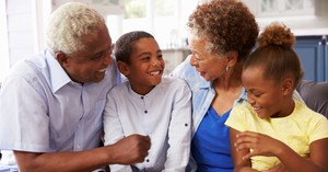Why It's So Important to Tell Your Grandchildren Your Stories