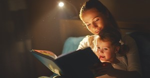 12 Scriptures to Fill Your Children's Hearts at Bedtime