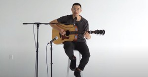 Watch Tauren Wells' Acoustic Performance of 'Famous For (I Believe)'