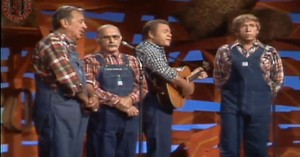 The Hee Haw Gospel Quartet Perform 'Gone Home'