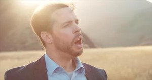 In the Garden A Cappella by Chris Rupp (Official Video)