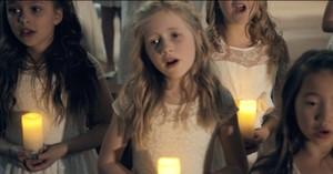 'The Prayer' Children's Choir Performs Emotional Cover of Josh Groban Hit