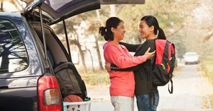Encouragement for Mothers on College Move-in Day