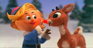 Don't Bury Your Nose: The Moment Rudolph Encounters Faith