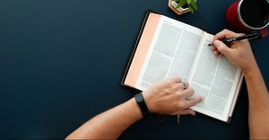 How to Pray through Scripture to Connect Deeper with God