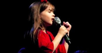 7-Year-Old Will Leave You Speechless With 'What Child Is This?'