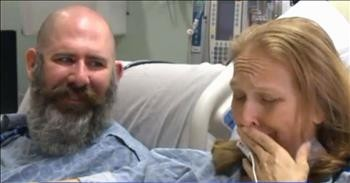 Husband Gives His Wife A Kidney For Their 20th Wedding Anniversary