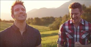 3 Men Sing Modern Rendition Of 'I'll Fly Away' Hymn
