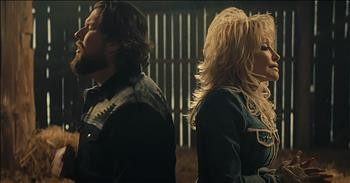 'There Was Jesus' Zach Williams And Dolly Parton Official Music Video