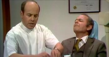 Classic Tim Conway Dentist Skit From The Carol Burnett Show