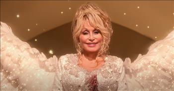 Dolly Parton's 'Christmas On The Square' Movie Trailer
