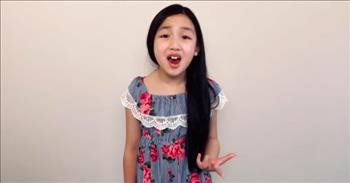 Young Malea Emma Sings 'A Change Is Gonna Come'