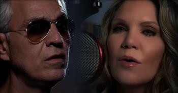 'Amazing Grace' Andrea Bocelli And Alison Krauss