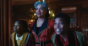'Jingle Jangle: A Christmas Journey' Official Trailer For Netflix Original