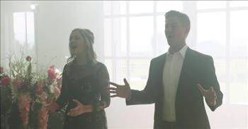 Father-Daughter Duet To Leonard Cohen's 'Hallelujah'