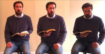 'The Lily Of The Valley' A Cappella Hymn Performance