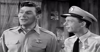 'Dooley' The Darlings Perform On The Andy Griffith Show