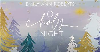 'O Holy Night' Christmas Hymn From Voice Contestant Emily Ann Roberts