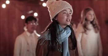 One Voice Children's Choir Sings 'Mary Did You Know'