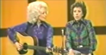Dolly Parton And Carol Burnett 'No One Picks Like A Nashville Picker Picks'