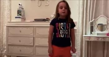 Billy Joel Shares Clip Of 5-Year-Old Daughter Singing Happy Birthday