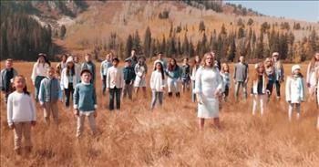Children's Choir Shares Uplifting Message With 'Dream'