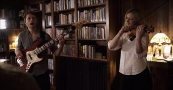 'I Stand Amazed' Celtic Worship Sings Hymn