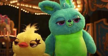 'Pixar Popcorn' Official Trailer Revisits Our Favorite Disney Stories