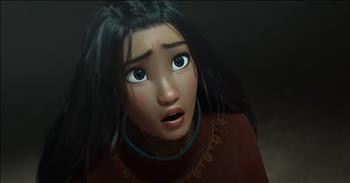 'Raya And The Last Dragon' Disney Official Movie Trailer