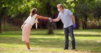 'Finding Love In Quarantine' Movie Trailer For Christian Film