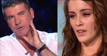 Simon Doubts Nervous Singer Then Her Whitney Houston Audition Stuns Everyone