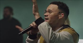 'There's Nothing That Our God Can't Do' Tauren Wells And Lakewood Church