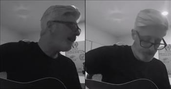 'On Eagle's Wings' Matt Maher Live Performance