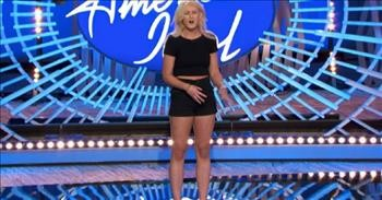 19-Year-Old Mary Jo Never Performed Until Her Show-Stopping American Idol Audition