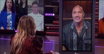 Dwayne 'The Rock' Johnson On The Joys Of Being A Girl Dad