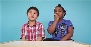 Funny Kids Tell The Story Of Easter In Their Own Words