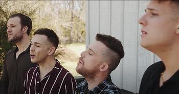 4 Men Of Anthem Lights Sing 'Redeemer' From Nicole C. Mullen