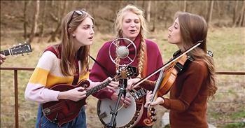 Bluegrass Band Performs Unique Rendition Of 'Mamma Mia'